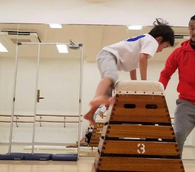 カツスポーツアカデミー 体育教室