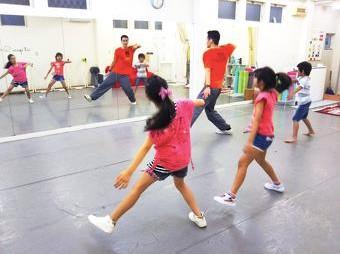 荒川区田端の総合ダンススクール「art space SARA」 SHUNクラス