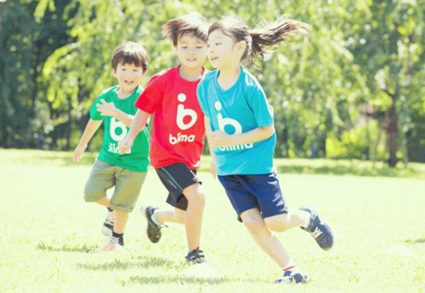 【早稲田大学教授陣と共同開発】最新のスポーツ科学と幼児教育学による、21世紀型の総合キッズスポーツスクール「biima sports(ビーマ・スポーツ)」 吉祥寺フットサルパーク校