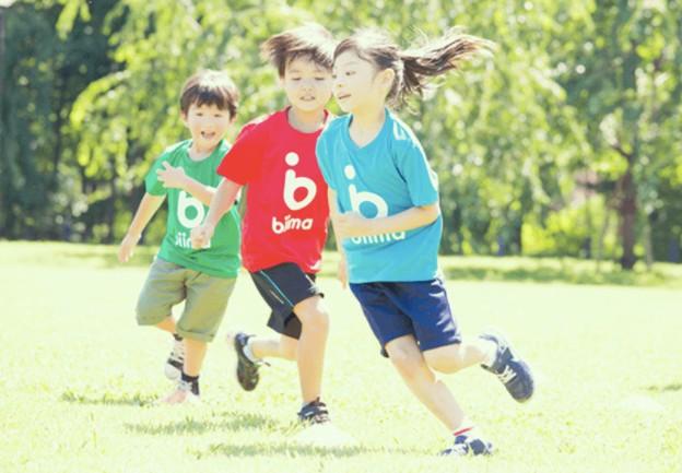 【早稲田大学教授陣と共同開発】最新のスポーツ科学と幼児教育学による、21世紀型の総合キッズスポーツスクール「biima sports(ビーマ・スポーツ)」 池袋校