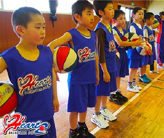 バスケットボールスクール ハーツ 川崎