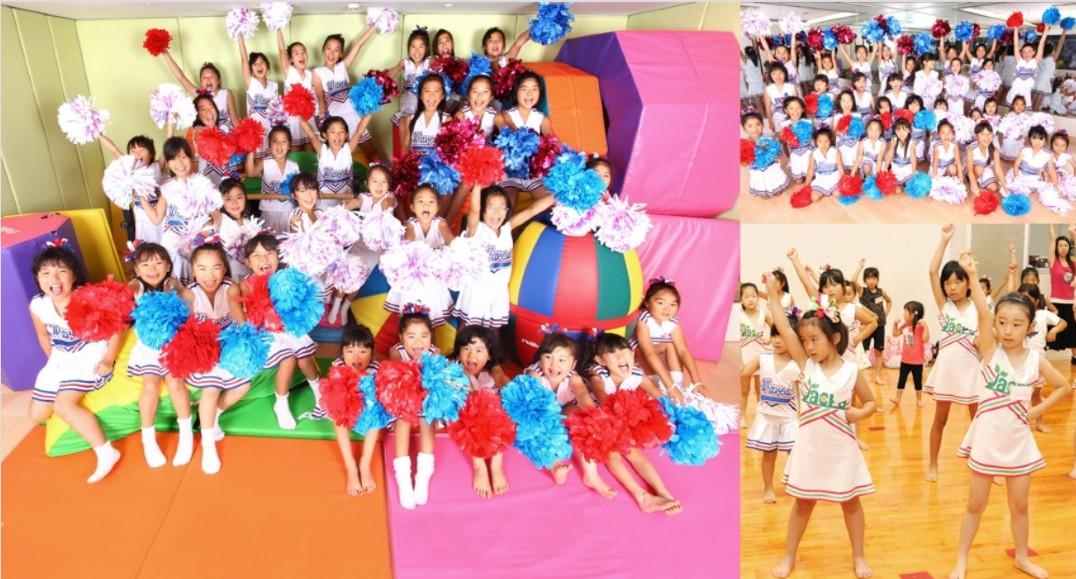 チアリングスクール(CheerRing School ) ジュニアユース東京校