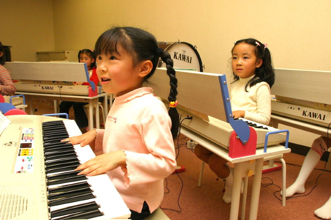 カワイ音楽教室 杉並日の出幼稚園