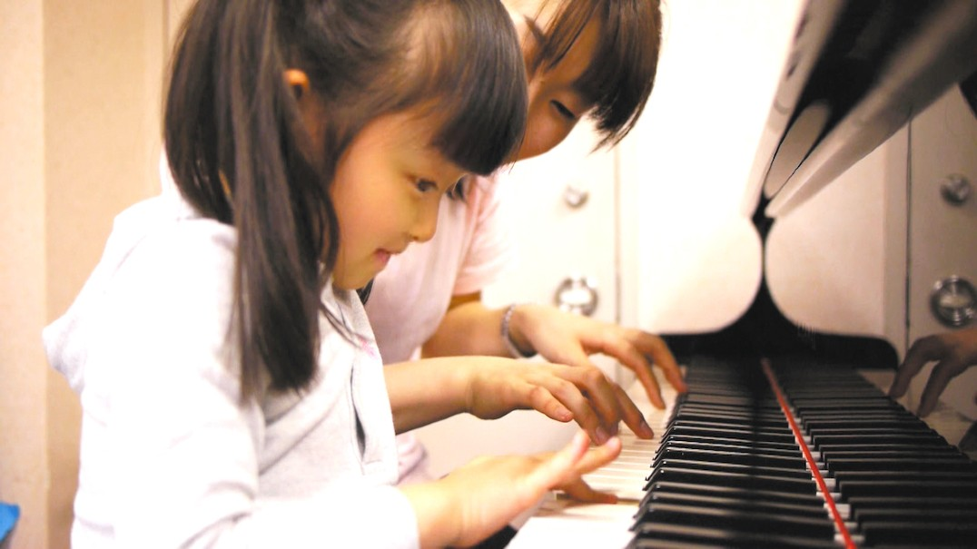 カワイ音楽教室 清和学園