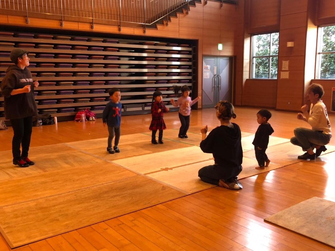 幼児向けタップダンス教室 Spindotz -Akkin Tap Dance for Kids- Spindotz 東中野・落合校