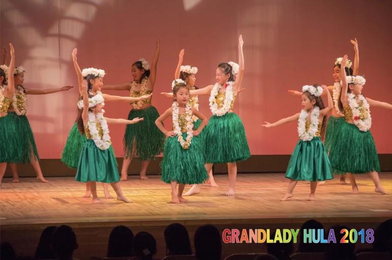 墨田区フラダンス教室 Hoaloha Kono's Hula Studio(ホアロハ) 業平クラス