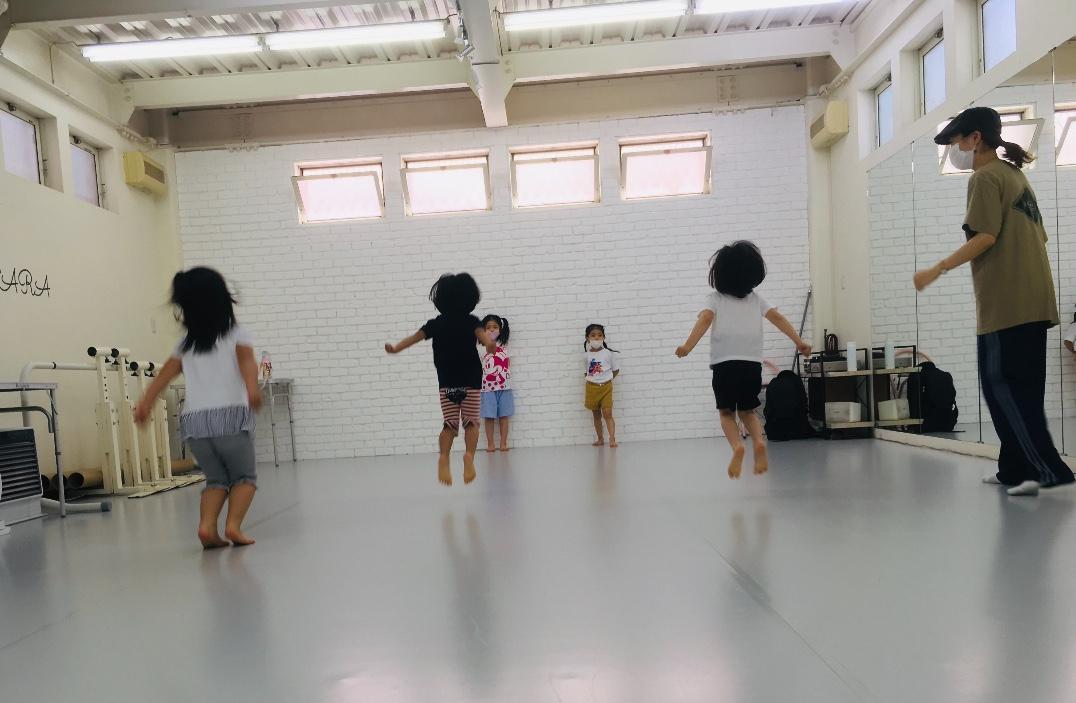 荒川区田端の少人数制、総合ダンススクール「art space SARA Dance Studio」 YOクラス