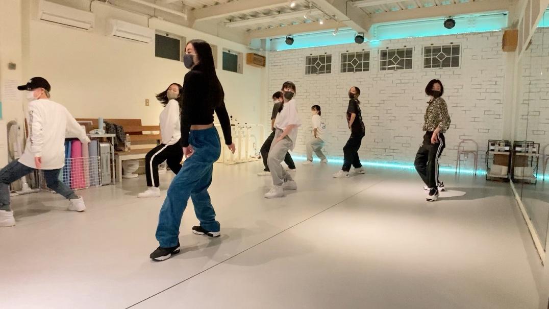 荒川区田端の少人数制、総合ダンススクール「art space SARA Dance Studio」 BENAクラス