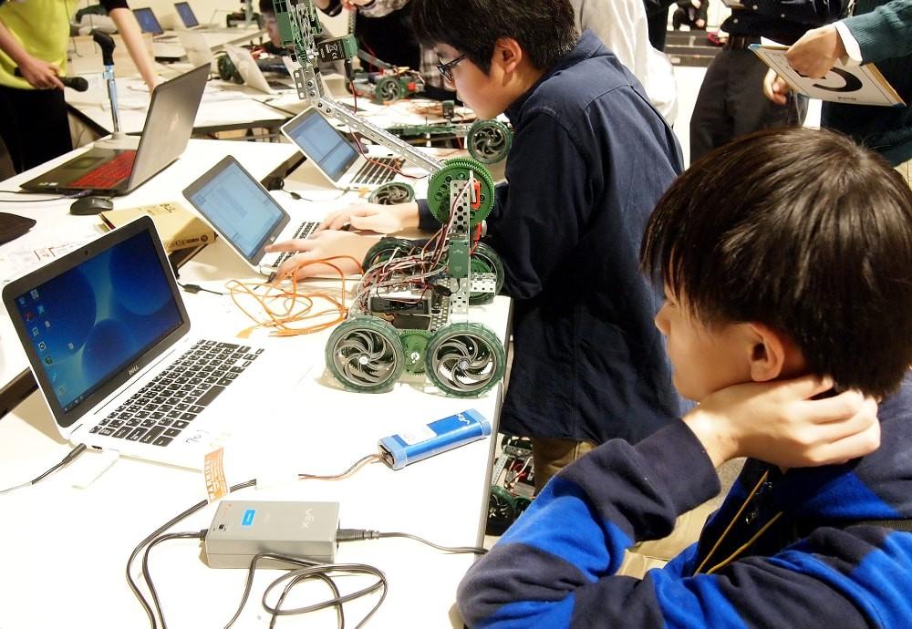 ロボット科学教育 crefus(クレファス) 二子玉川校