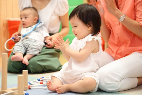 0〜3歳の親子教室BabyPark(ベビーパーク) 表参道教室