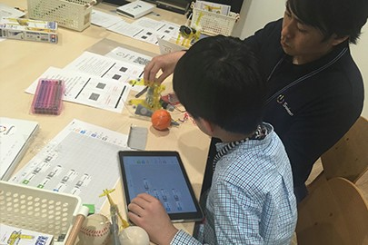 小学生向け 遊びながら学ぶプログラミング教室「Swimmy(スイミー)」 高田馬場校