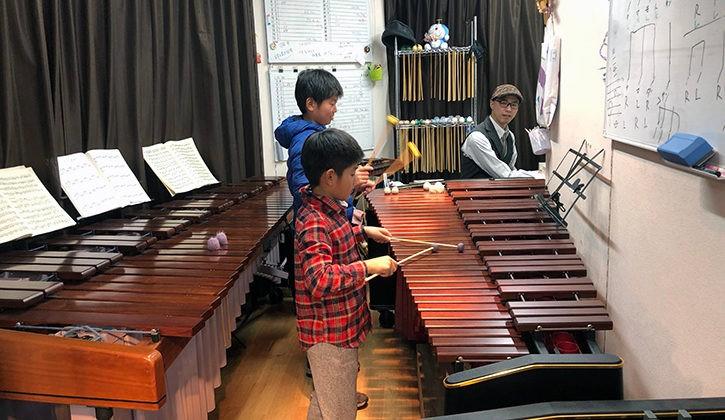 きりたマリンバ音楽教室