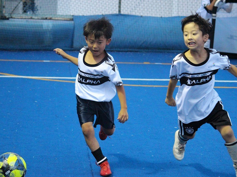 アルファフットボールアカデミージャパン(Alpha Football Academy Japan) 池袋校
