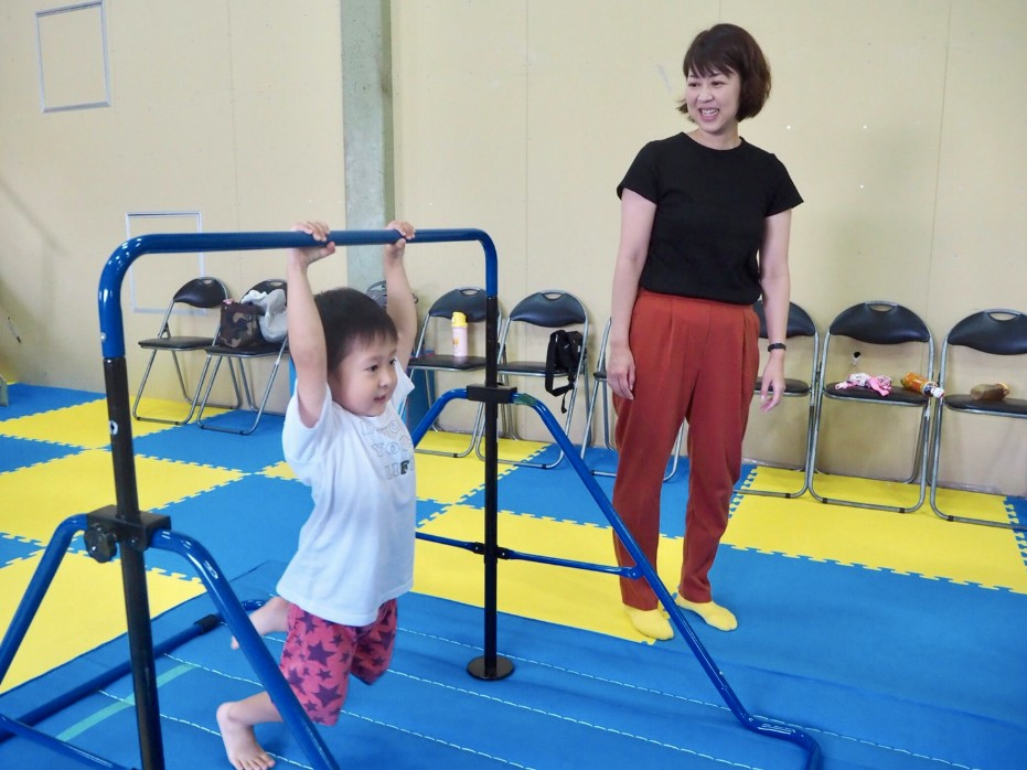 できる!に変わる瞬間を体験「あさひ体操教室」 Wish体操クラブ