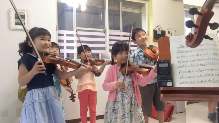 ポルカヴァイオリン教室