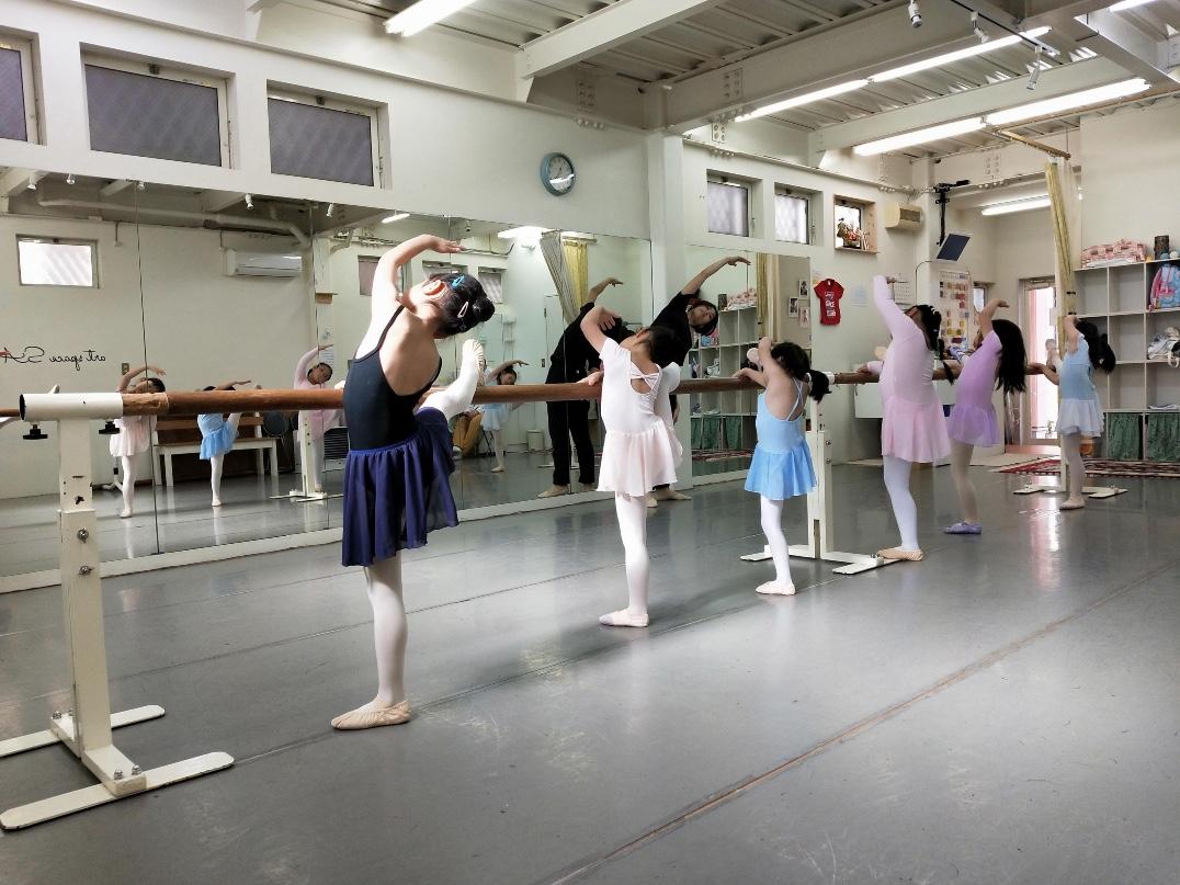 荒川区田端の少人数制、総合ダンススクール「art space SARA Dance Studio」 矢島みなみクラス