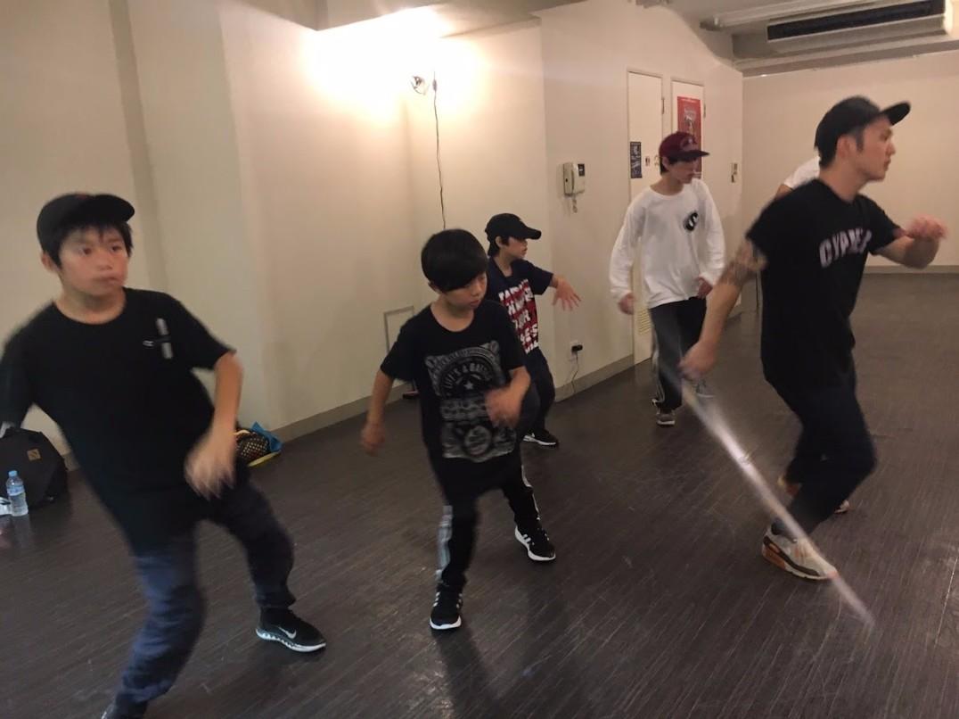 文京区のダンススクール「SPIN CREW ダンススタジオ」