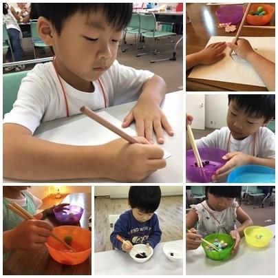 正しいお箸の持ち方は「お子さんの一生の財産になります」キッズマナー教室 キッズのマナー教室