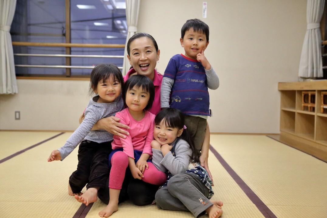 幼児教室・英語教室「ラボ・パーティ」 常徳幼稚園(テューター:木村恵美)