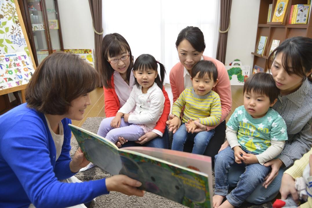 幼児教室・英語教室「ラボ・パーティ」 上北沢桜上水会場(テューター:山崎万里子)