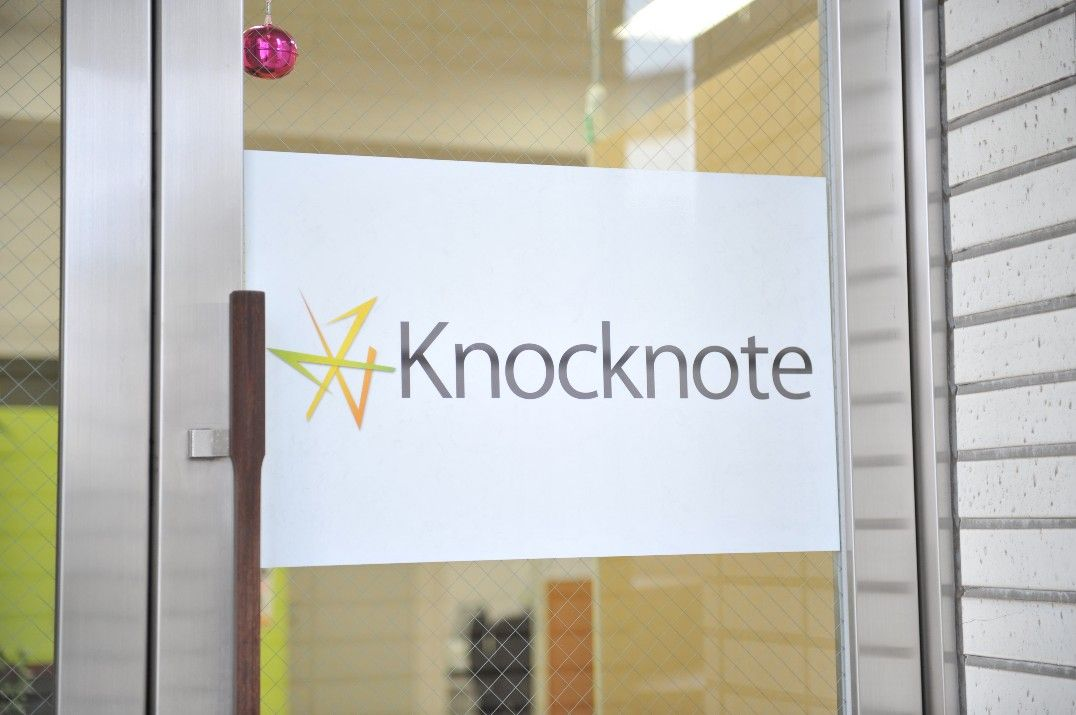 Knocknote Education(ノックノートエドゥケーション) 四谷本校