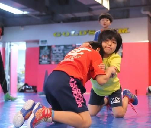 格闘技スクールAACC 東中野