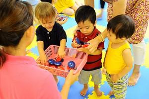 赤ちゃんの脳を育む会/AKANON幼児教室