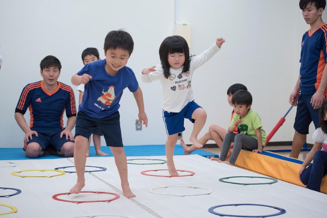 """あらゆる運動に共通する""""からだ機能""""を育てる「からだ機能スポーツ教室」 茗荷谷校"""
