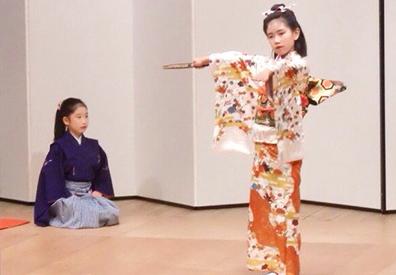 藤間亜寿賀 日本舞踊教室
