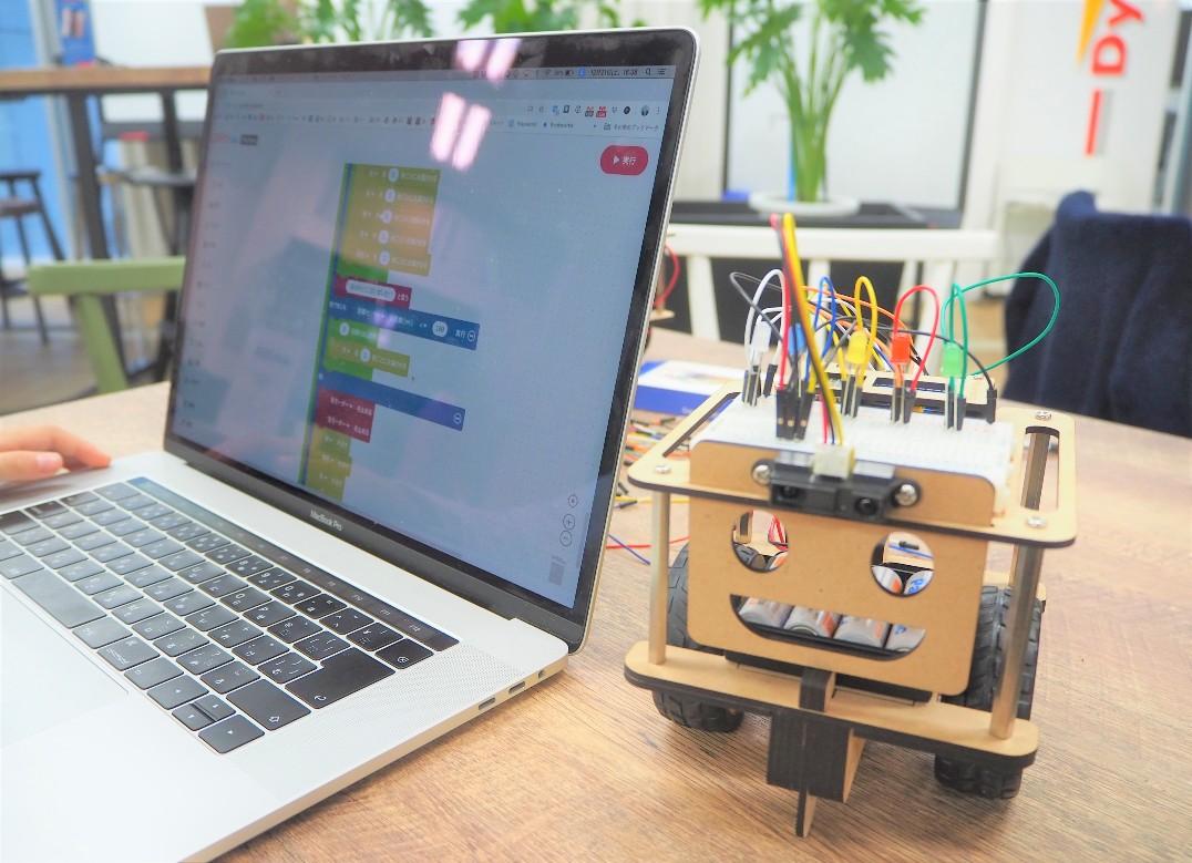 LOGY(ロジー) ものづくりとプログラミングのオンライン教室