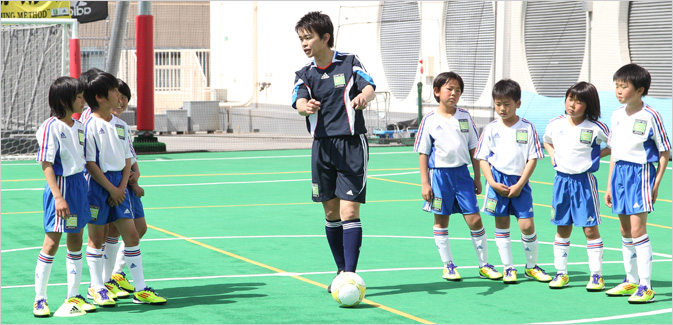 クーバー・コーチング・サッカースクール メガロス町田校