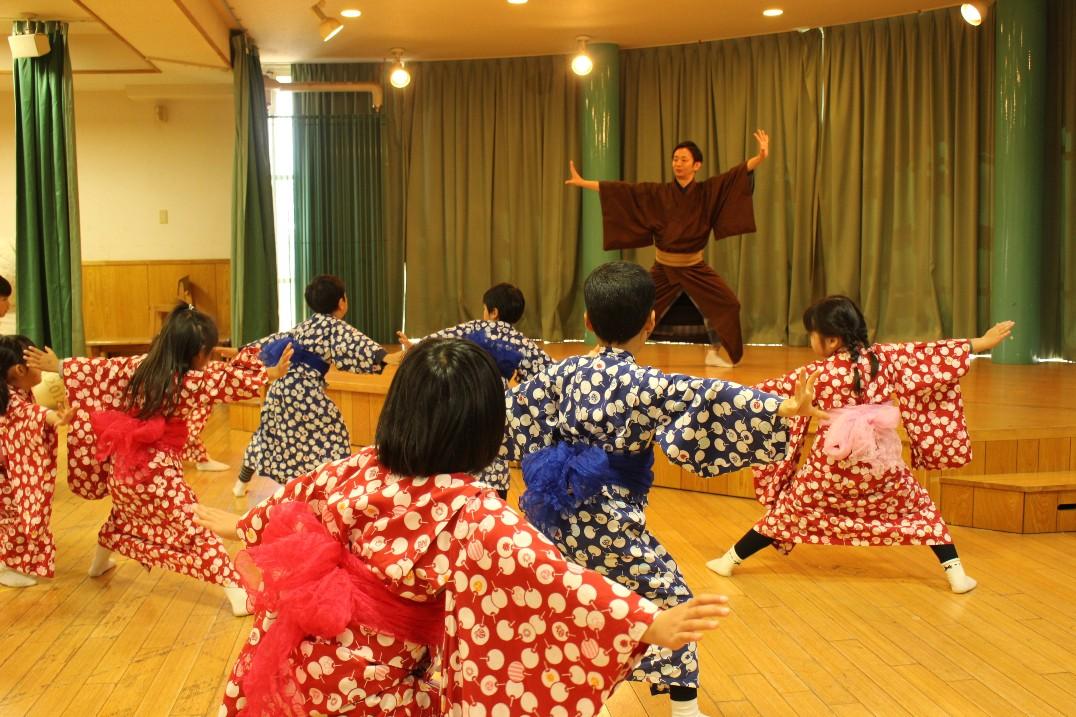 藤間豊彦 日本舞踊教室