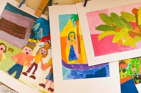 大人と子供の絵画造形教室アトリエボンボン