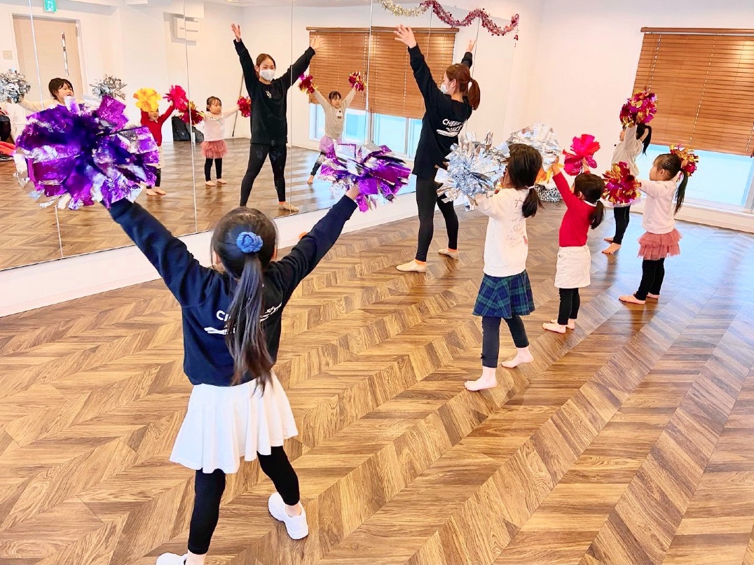 RAISE Dance School Studio(レイズダンススクールスタジオ) 白金台校
