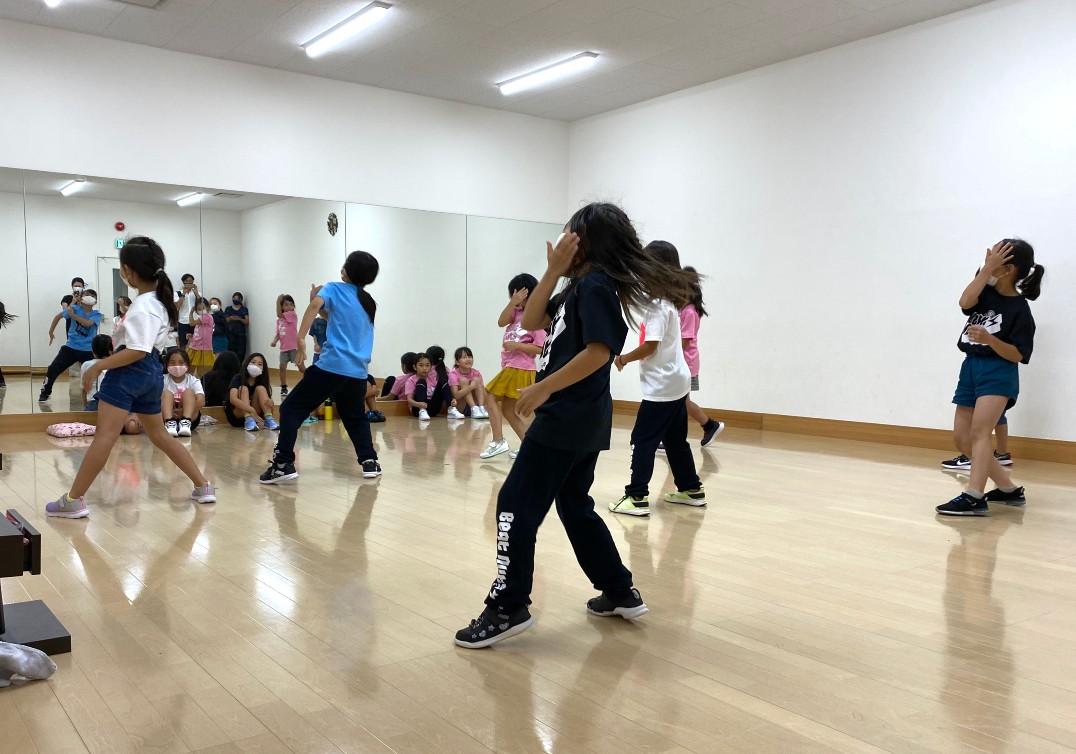リアクションダンススクール(Re:Action DanceSchool) 練馬区氷川台校 Beat nuts(ビートナッツ )