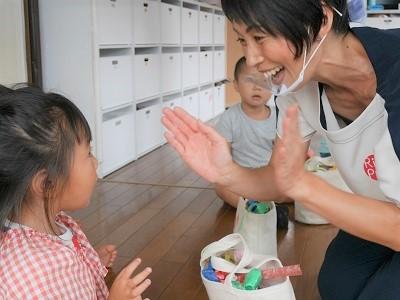 0歳から親子を育む乳幼児教室「リトピュア」 綾瀬教室