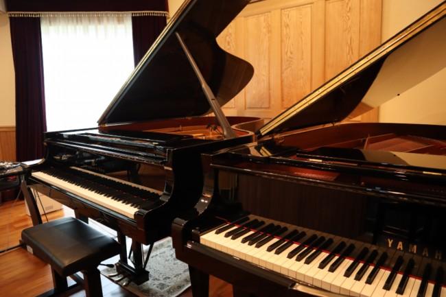 杉並ピアノサロン 英語・ドイツ語でのレッスンもできます