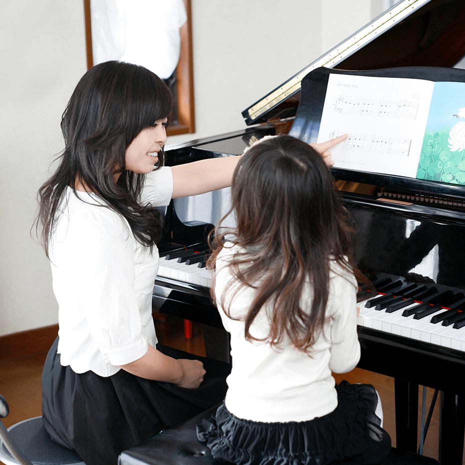 【自宅でピアノが習える出張レッスン】オンピーノ子供ピアノ教室 川崎市高津区エリア
