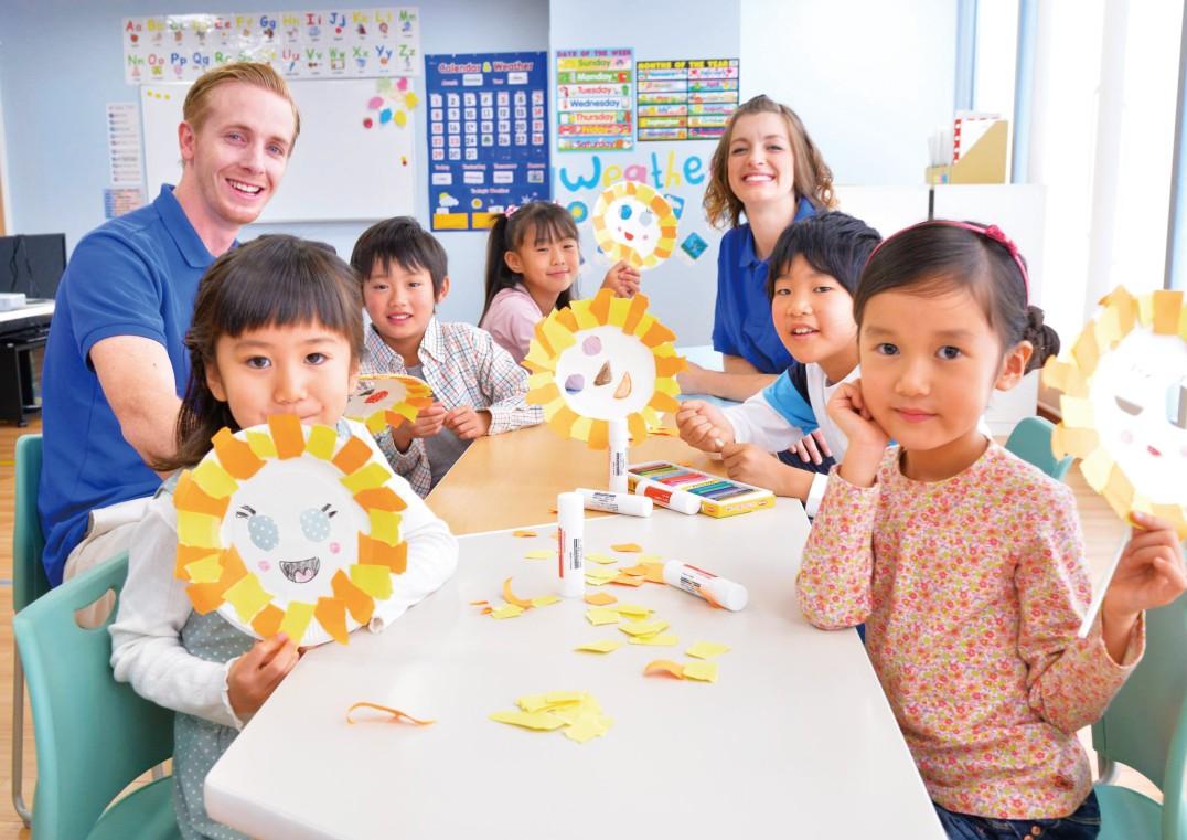 Kids Duo(キッズデュオ)|英語で預かる学童保育・プリスクール 白山