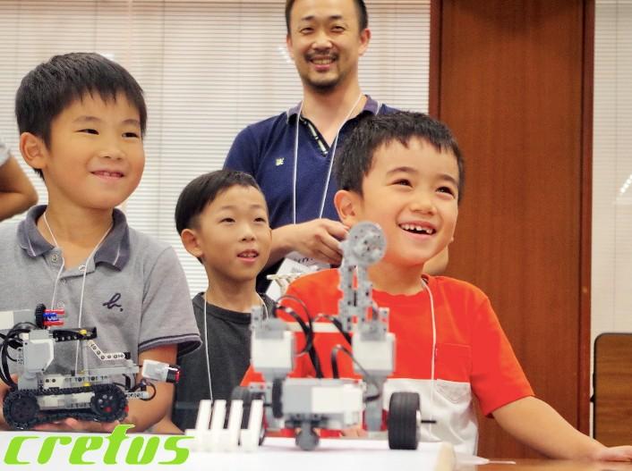 ロボット科学教育 crefus(クレファス) お茶の水校