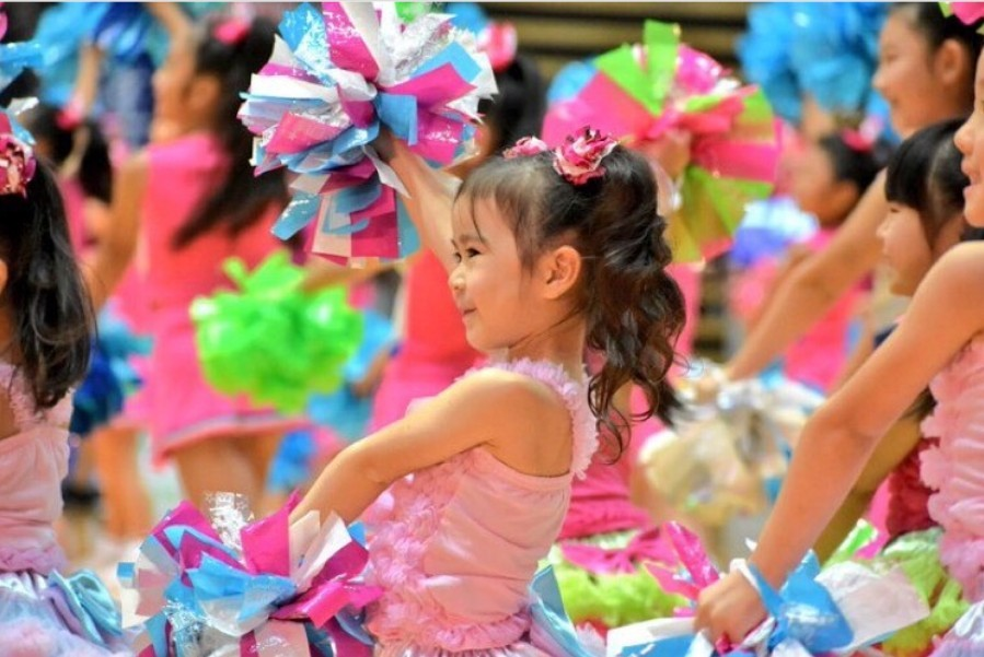 CCチアダンススクール Kids 練馬校