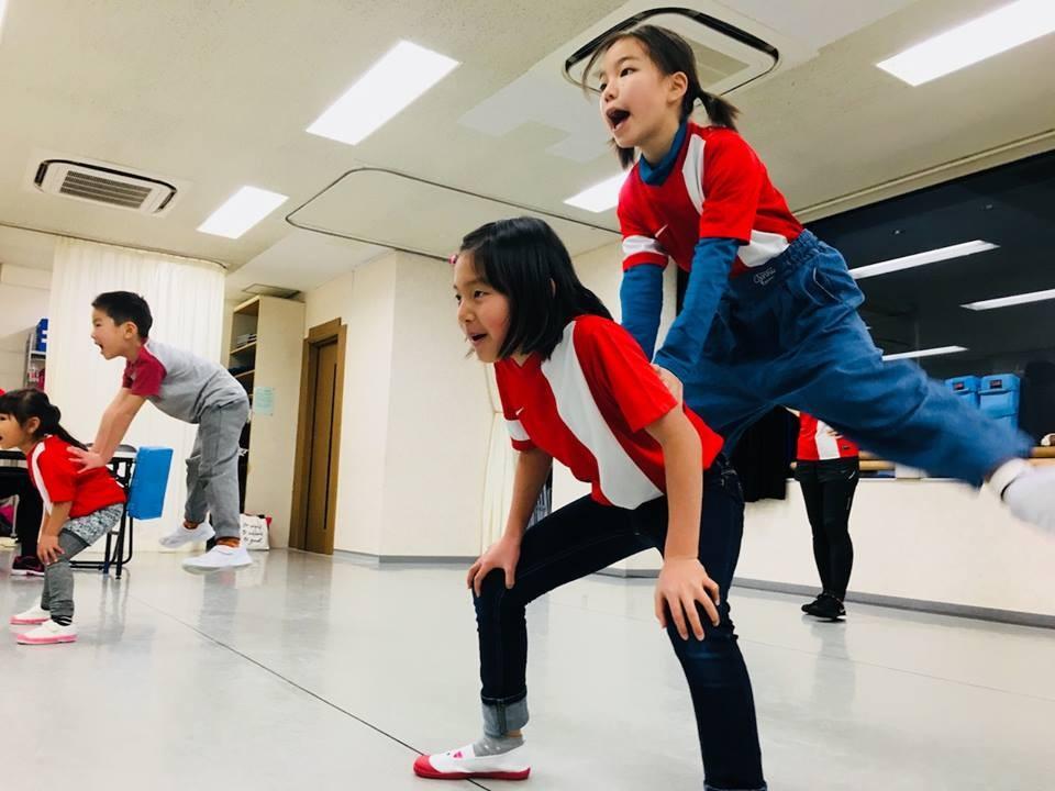 根性を鍛える英会話スポーツ教室 e-kids(イーキッズ) 豊島園 スタジオメッセ