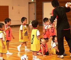 オブリガードサッカークラブ 大田区選抜校