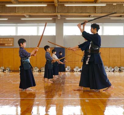 ゆかり会 剣道教室