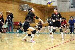 中野小学生バレーボールクラブ フェアリーズ 武蔵台小学校
