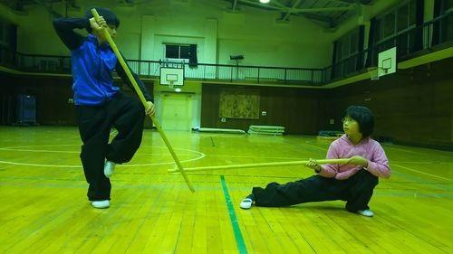 カンフー教室 中国古伝 少林拳