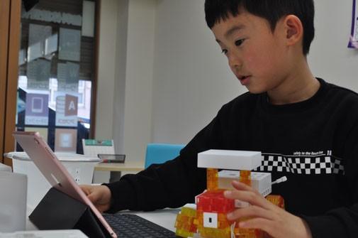 ロボットプログラミング教室 スタディPCネット町屋校