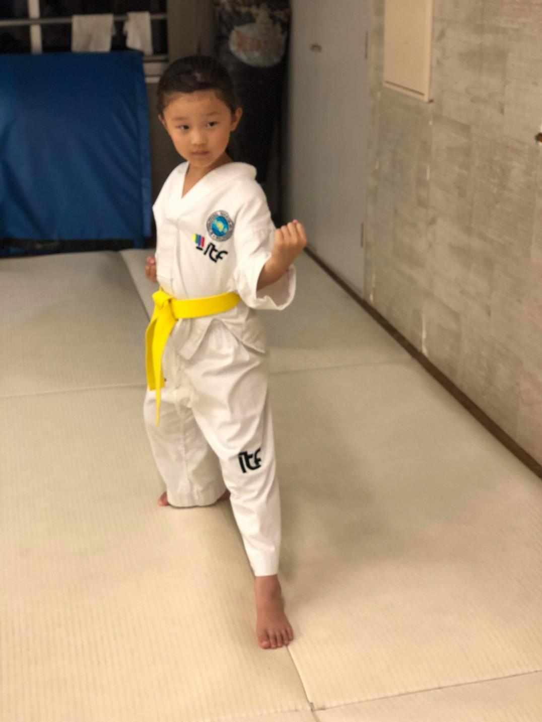 文京区テコンドークラブ(ITF Taekwondo Bunkyo-ku) 文京江戸川橋体育館