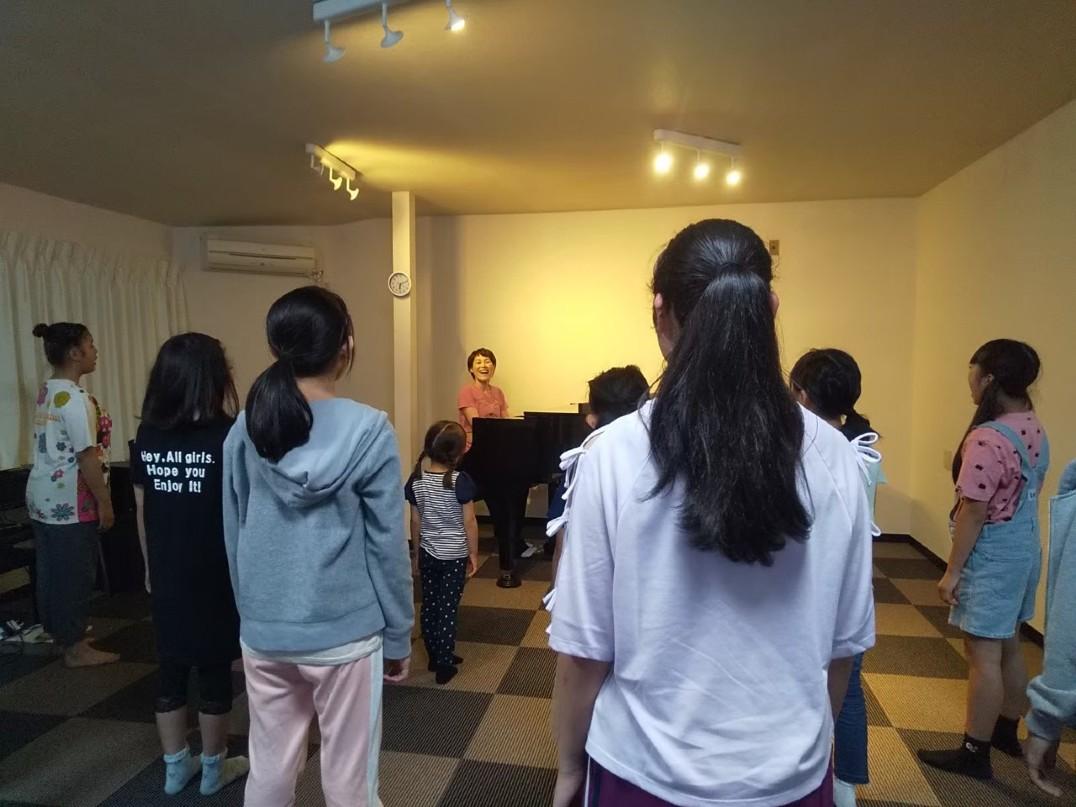 ミュージカルスクール S&S Kids ミュージカル 渋谷クラス