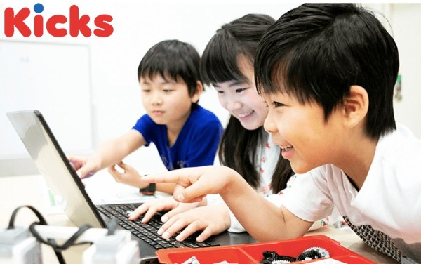 ロボット製作×プログラミング教室 Kicks中央出版 一社教室